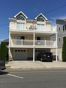 Photo for BIG 4 BEDROOM, 2 BATH BEAUTY !! ONLY 1.5 BLOCKS TO THE BEACH AND BOARDS !