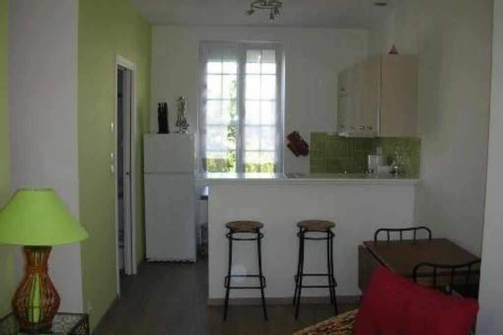 DEAUVILLE CENTRE APPART NEUF 3 PIECES, 2 CHAMBRES, 4 PERSONNES