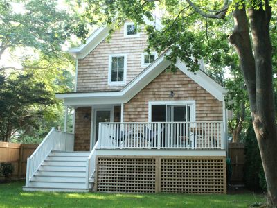Photo for Bright and open 3BR in Sag Harbor Village.