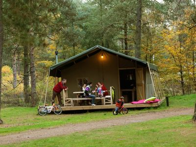 Photo for safari tent in the holiday park Landal Coldenhove -