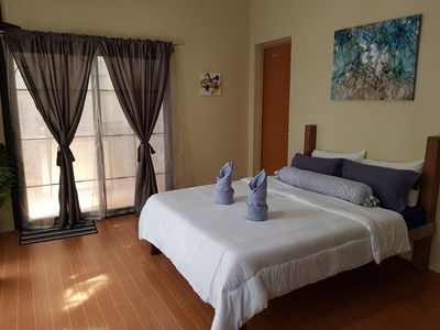 Photo for 1BR Guest House Vacation Rental in General Luna, Caraga
