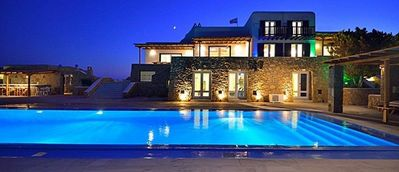 Photo for Luxury Villa Private Pool Multi Games Room Outside Bar 8 beds 8 baths