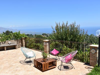 Photo for Casa Greli is the ideal place for those who love the sea and the mountains