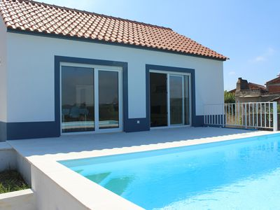 Photo for Brand new countryside villa with private swimming pool
