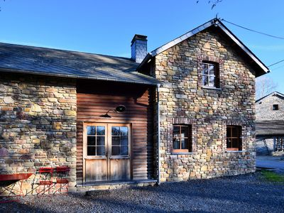 Photo for Cozy house in a quiet village, also as the big house BE-6698-15