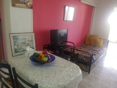 Photo for 1BR Apartment Vacation Rental in Paralimni