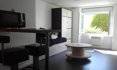 Photo for Studio, close to university in dead end 400m from the Erdre