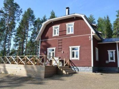 Photo for Vacation home Villa tuomarniemi in Outokumpu - 10 persons, 4 bedrooms