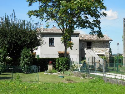 Photo for Casa Vincia 5-6 beds on two levels with a large garden