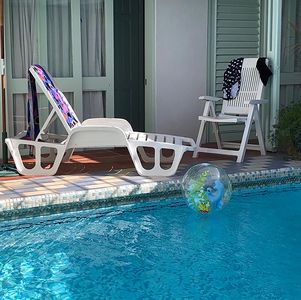 Is this spot waiting for you?  Your own private area for that all over tan?
