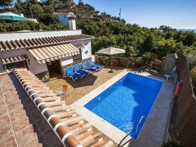 Photo for Holiday house Nerja for 4 persons with 2 bedrooms - Farmhouse