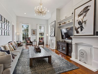 Spacious, Renovated 1880s Mansion w/Pool and Parking in Bywater