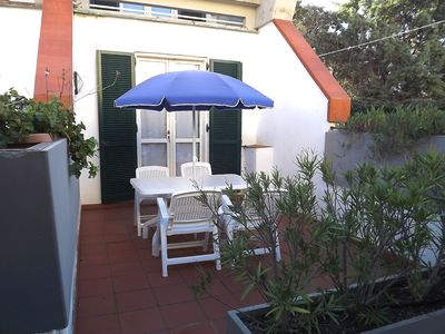 Photo for Maisonette with roof terrace - Appartamento Solaris