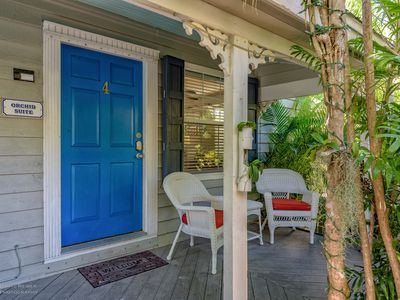 Photo for Orchid Suite - Idyllic courtyard and location- Shared pool- Gated compound