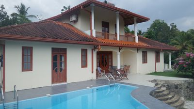 Photo for Sri Lanka Tropical Retreat, holiday home with private pool