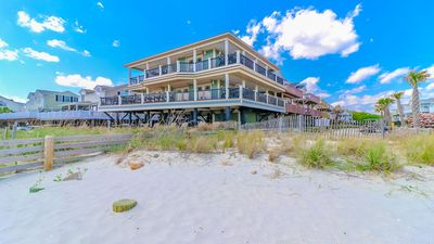 Photo for OCEAN LAKES  STUNNING OCEAN FRONT HOME!!