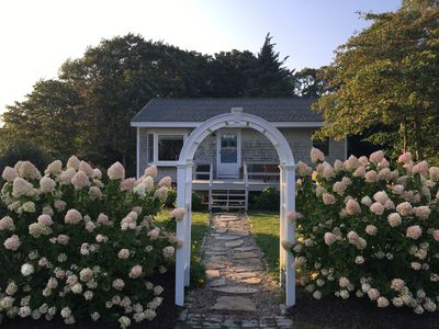 Photo for Ocean view cottage in private association