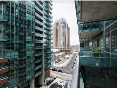 Photo for NEW Downtown Condo, Exhibition Place with Balcony