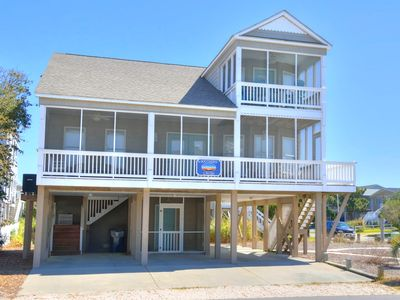 Photo for Your Perfect Beach House! Location, Location, Location!