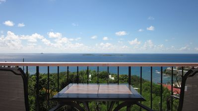 Photo for New Listing - Incredible Views -  Overlooking Caribbean Sea