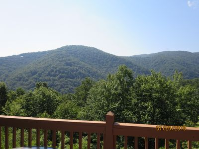 """Photo for """"Gold Crown"""" rated Alpine  Resort - Hemlock Two , A/C and a view"""
