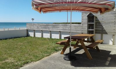 Photo for 2BR House Vacation Rental in Agon-Coutainville, Normandie