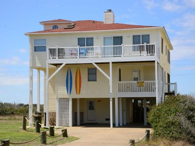 Photo for Stellar beach house with 3 master suites and a private pool! - 364