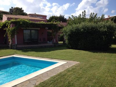 Photo for Villa Sira Small in the Country Paradise with garden and private pool