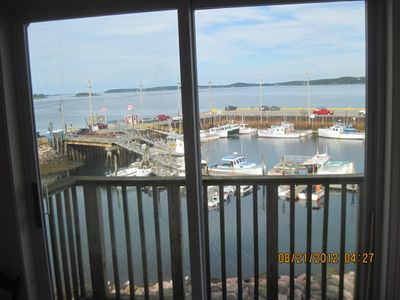 Photo for Wonderful Water Views From This Beautiful Apartment Centrally Located Downtown!