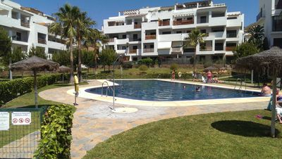 Photo for Family- and senior friendly apartments in La Cala de Mijas - in Costa del Sol