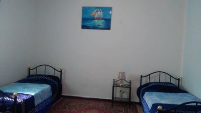 Photo for Stunning spacious villa floor in Mourouj1