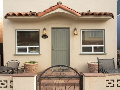 Photo for Beach Villa Located Just Steps From The Sand! Lower Unit with a Great Patio.