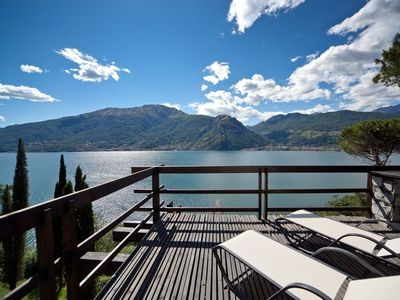 Photo for holiday vacation large villa rental italy, lake district, lake como, pool, view, large villa to rent italy, lake distric