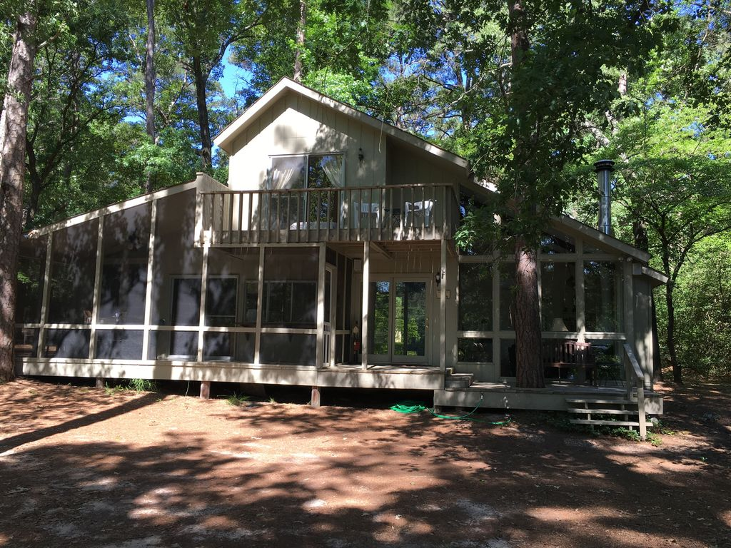 Casa per 10 persone a holly lake ranch 4214487 for Costruire un ranch