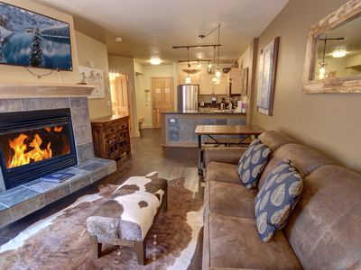 Photo for Silver Mill 1 bedroom recently updated is ideal for family of four. You can walk to the restaurants, shops and the gondola!