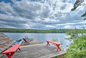 Photo for 2BR Cabin Vacation Rental in Indian Lake, New York
