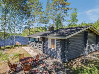 Photo for Vacation home Aurinkoniemi in Mikkeli - 5 persons, 2 bedrooms