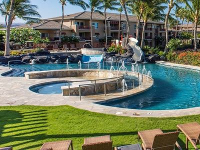 Photo for Hilton Kohala Suites- 2 bedroom on the sunny Kohala Coast!