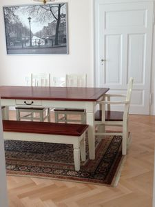 Photo for Beautiful Regensburg: Spacious and Bright Apartment in Great Location