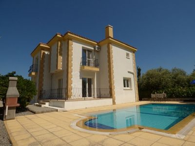 Photo for Villa in relaxing location with fantastic views. spacious accommodation for 6
