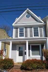 Newly renovated Eastport Annapolis house with water views