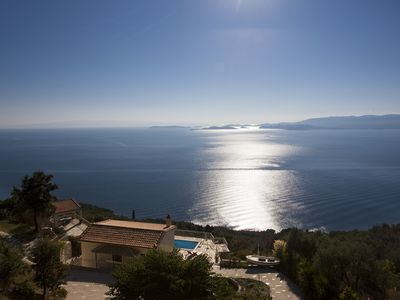 Photo for Private Pool Villa With sea Views in Very Quiet Location,Wifi- No Neighbour