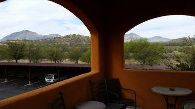 Lovely Tubac Ground level  condo with rooftop Skydeck!