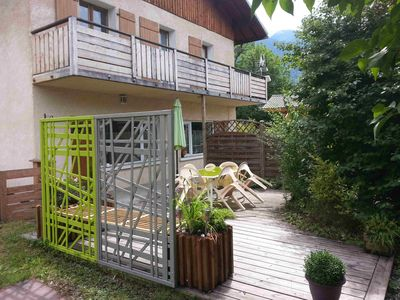 Photo for Passy Mont Blanc, new accommodation, 1.86 miles away from the Lake