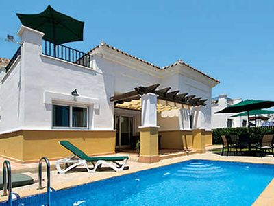 Photo for 3 bedroom accommodation in La Torre Golf Resort