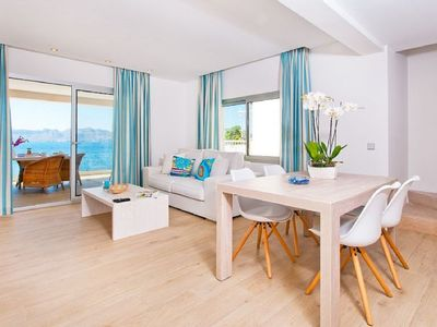Photo for Apartment Morer Sea Views in Alcúdia - 6 persons, 3 bedrooms
