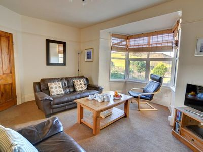 Photo for Spacious 2-storey apartment in a central location and close to the sea