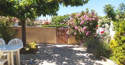 Photo for In the sun of Palavas-Les-Flot, ideal for family vacations