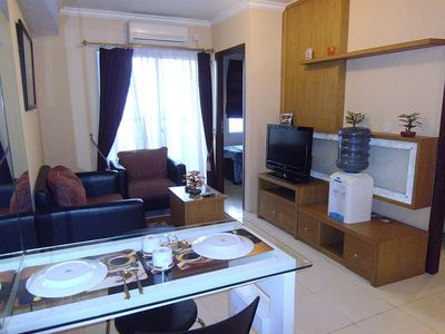 Photo for Bright Modern 2BR Apt in City- GWR 2321a