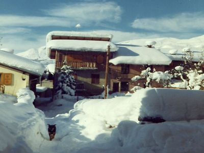 Photo for 2 bedroom Villa, sleeps 6 in Sauze d'Oulx with WiFi
